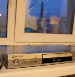 Pioneer dv-575a-s player