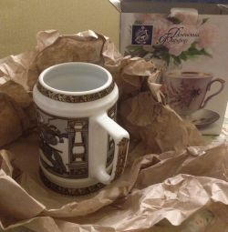 Porcelain Mug (new in box)