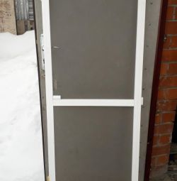 Маскітная балконні двері