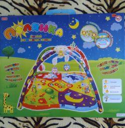 Children's developmental mat