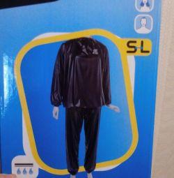 Suit pentru a juca sport cu efect de sauna noi!