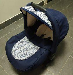 Car seat bebe mobile