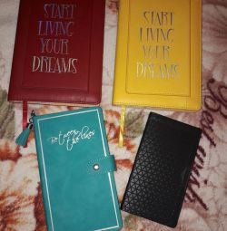 Notebooks, diaries
