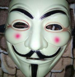 Mască anonimă