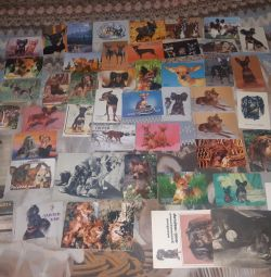 Календарики з тоямі