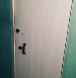 Door entrance Wooden