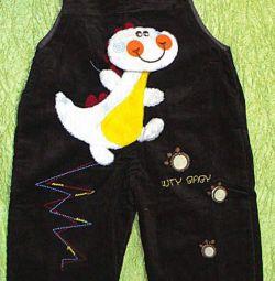 Drakosh's overalls