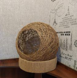 Домик- гнездо для кошки