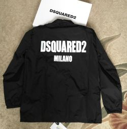 Dsquared 2 Original New !!! ??? windbreaker