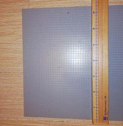 Lego panel 37x37 cm