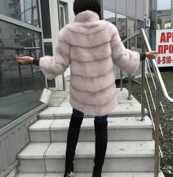 Mink παλτό 80cm