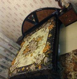 Спальний гарнітур + матрац