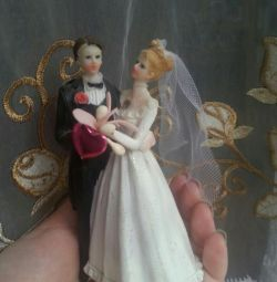 Figurine of the newlyweds