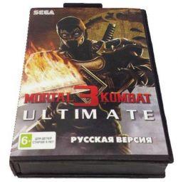 Mortal Kombat 3: Ultimate (Sega 16-bit)
