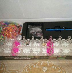 Набір для плетіння браслетів
