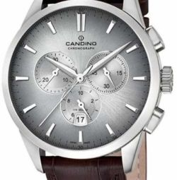 Swiss Made Candino C4517 / 5