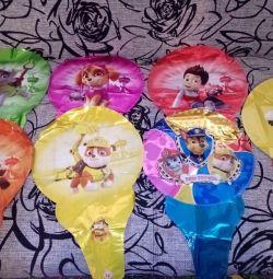 Αερόστατα.