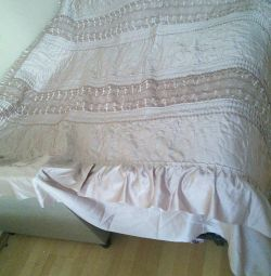Yatak örtüsü (2 yatak odalı)