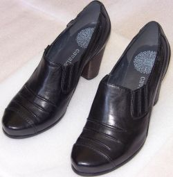 Pantofi Cavaletto din piele inferioară 36-40