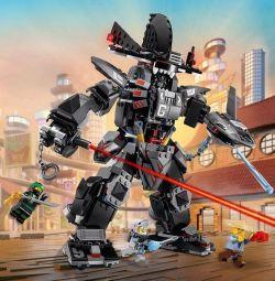 Tasarımcı Bela Ninja Robot devi yeni