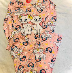 Νέες πιτζάμες για παιδιά / γυναίκες