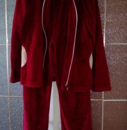 Track suit used