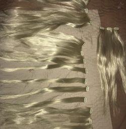 False hair