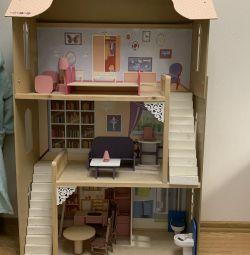 Barbie için ev