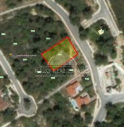 Plot Rezidential in Souni Zanakia Limassol