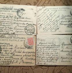 1915-1916 Kartpostalları