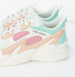 Ανδρικά παπούτσια STROBBS 35-40r