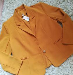 Jachetă ușoară 56-58