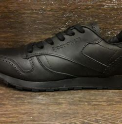 Ανδρικά πάνινα παπούτσια Reebok νέων ανδρών