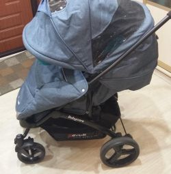 Stroller baby care