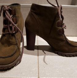 Ζαρα μπότες