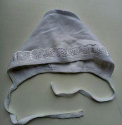 Λευκό καπέλο