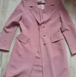 pudding dress and jacket