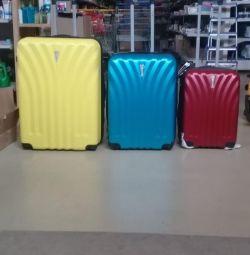 Νέα ABS πλαστική λουκέτα αποσκευών Phuket