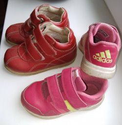 Krasovki și cizme pentru copii 24p