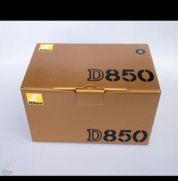 Yalnızca yeni Nikon D850 Fotoğraf Makinesi