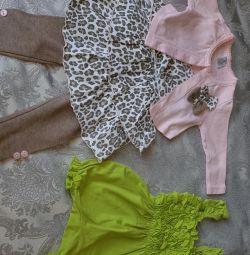Το καλοκαίρι κοσμεί κοστούμι κοστουμιών 3-6 μηνών