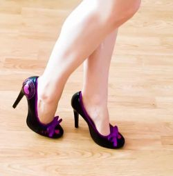 Pantofi din piele pantofi 36