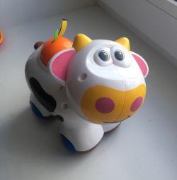 Μουσική αγελάδα