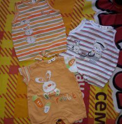 Bodysuit for newborns