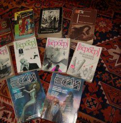 Πακέτο βιβλίων, μυθιστορήματα