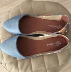 Παπούτσια μπαλέτου άνοιξη / καλοκαίρι