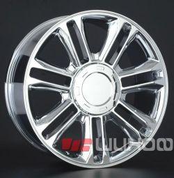 Колесные диски Replay Cadillac (CL5) 9x22 PCD 6x139.7 ET 31 DIA 77.90 S