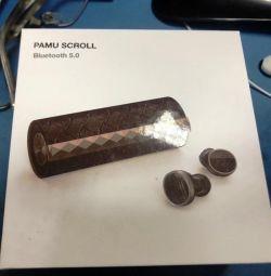Pamu Scroll Headphones