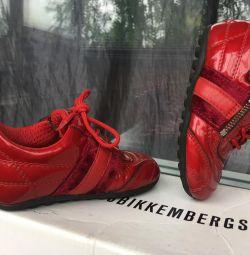 Παπούτσια Dirk Bikkembergs (23 μεγέθους) Ιταλία