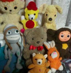 Іграшки пакетом (Фрога немає)
